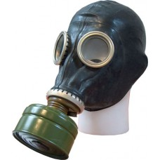 Russian Gasmask med Filter