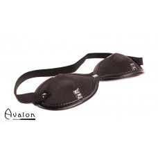 Avalon - ESCAPE - Blindfold med Nagler Svart