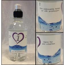 Seksuell helse - Vannflaske, 0,33ml