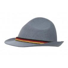 Oktoberfest - Tyroler hatt grå