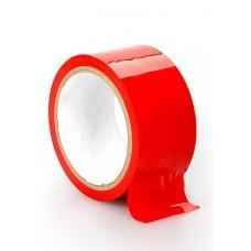 Ouch! - Bondagetape, 20 meter Rød