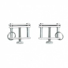 Rimba - Metal Nipple Clamps - Justerbar