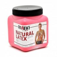 Rimba - Flytende Latex - Rød 500 ml