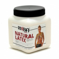 Rimba - Flytende Latex - Transparent  500ml