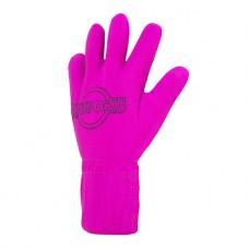 Fukuoku Five Finger - Vibrerende Massasjehanske Venstre S/M Rosa