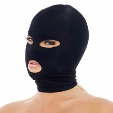 Rimba - Stretchy ansiktsmaske med åpne øyne og åpen munn