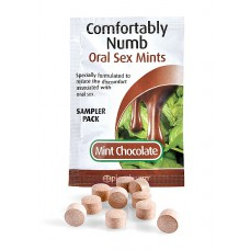 Comfortably Numb mints - Mint Chocolate