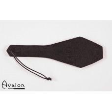 Avalon - Sort kisteformet paddle