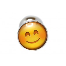 BQS - Buttplug med emoji - Smilende Smiley