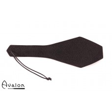 Avalon - COFFIN - Svart Kisteformet Paddle