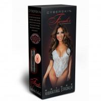Celebrity Series Farrah's Deluxe  - Masturbator med vibrering