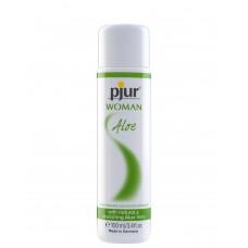 Pjur Woman - Aloe vera - Vannbasert Glidemiddel - 100ml