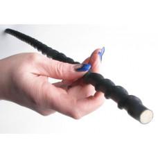 BQS - Rohrstock cane - spanskrør med rillet gummibelegg