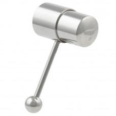 Tungepiercing med vibrasjon - Sølv