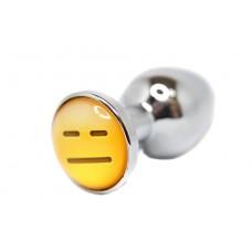BQS - Buttplug med emoji - Oppgitt Smiley