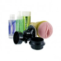 Fleshlight - Stamina Training Unit - Komplett Sett