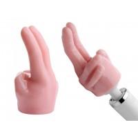 Wand Essentials Pleasure Pointer - Fingrer til massasjestav
