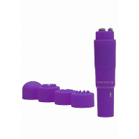 Soft touch - Pocket vibe - Liten Klitorisvibrator